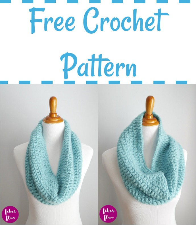 Easy Beginner Cowl In The Round