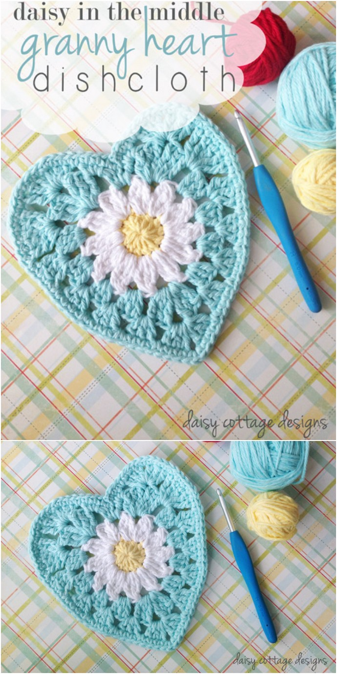 Free Heart Crochet Pattern