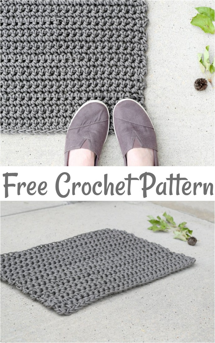 How To Crochet An Outdoor Rug