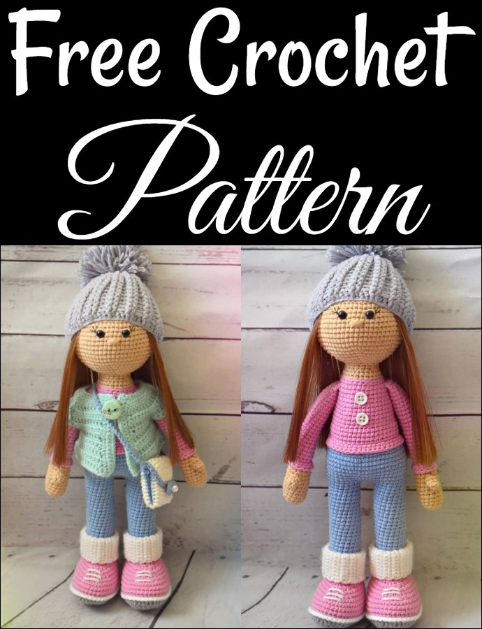 Molly Doll Free Crochet Pattern