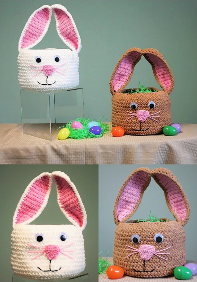 Treatsie The Bunny Basket